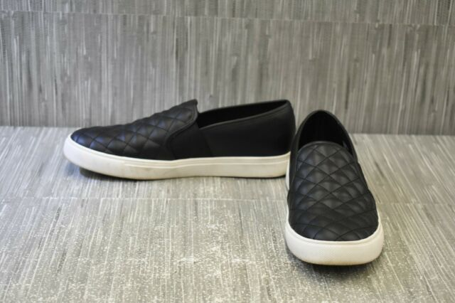 Steve Madden Ennore Quilted Faux