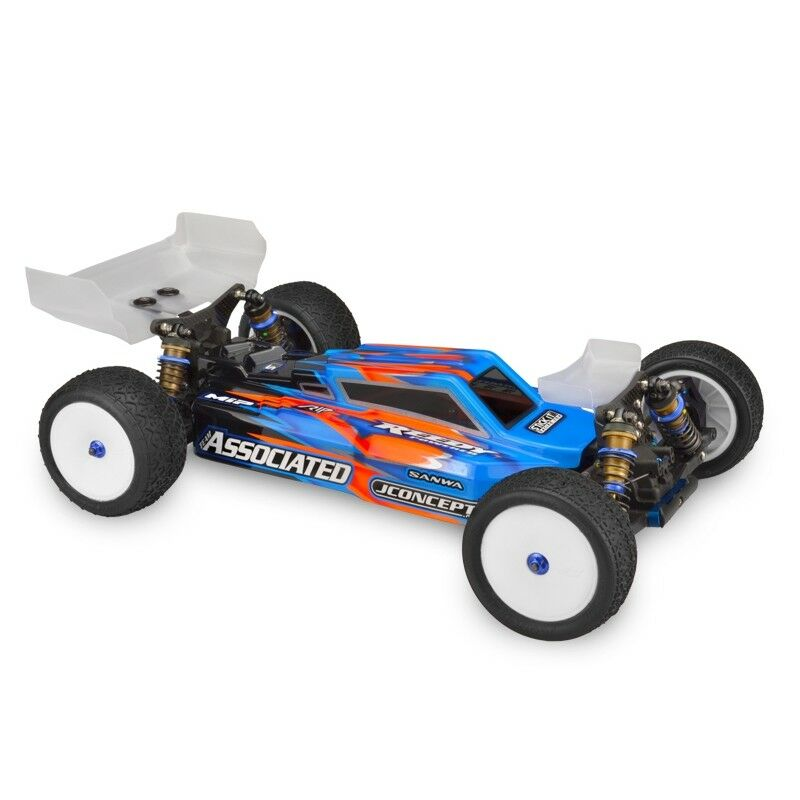 JConcepts 0317 F2 Clear Body with Aero Wing  B64 B64D