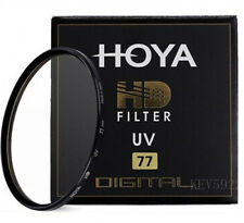 Hoya 77mm HD Digital UV Filter High Definition Multi-Coating lens protector
