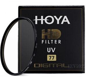 Hoya hd filtro protector de 77 mm