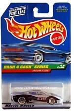 1998 Hot Wheels #721 Dash 4 Cash Series #1 Jaguar XJ220 lace