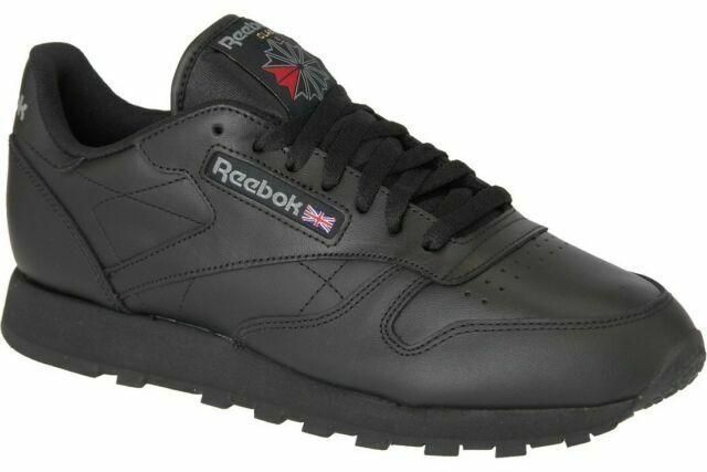 Reebok Royal Ultra Herren Sneaker Schwarz Schuhe, Größe:43