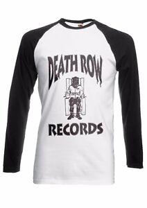 Death-Row-Records-Dr-Dre-Tupac-Men-Women-Long-Short-Sleeve-Baseball-T-Shirt-116E