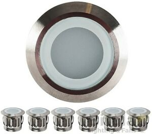 NEW-6-PACK-316-MARINE-GRADE-STAINLESS-STEEL-LED-DECK-LIGHTS-DIY-HAVIT-HV2826W