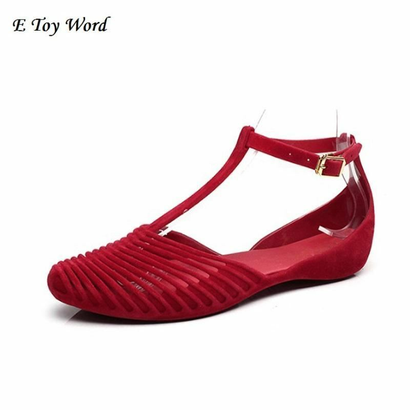 Women's Sandals Fashion Lady Girl Sandals Summer Women Casual Jelly shoes Sandal