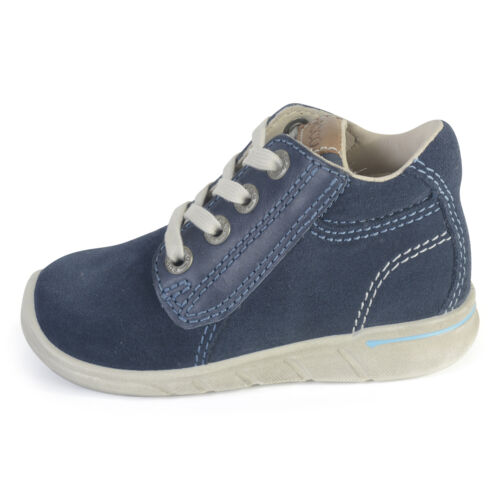 Ecco cordones marino de de 754051 zapatos Boys ante First azul fxfqBUpa