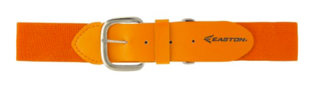 New Easton Gold Color Baseball Softball Belt Adjustable Stretch Fits Adult Youth