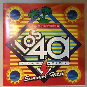 Los-Cuarenta-Summer-Hits-Italia-Network-CD-Ramirez-Amos-Glam-Da-Blitz-Etc