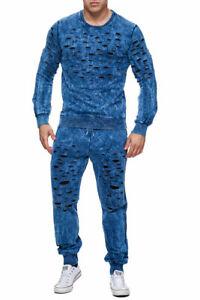 Herren-Jogginganzug-Sportanzug-Sporthose-Sweatshirt-Sweatpants-John-Kayna