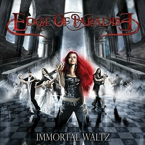 Edge of Paradise - Immortal Waltz [New CD]