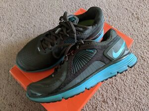 official photos f4271 55e0a Details about Nike Lunareclipse running shoe Size 8.5 Sable Green Flywire