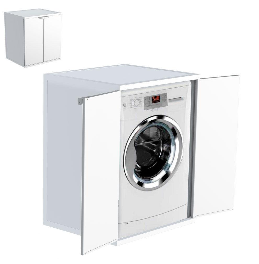 Mobile Proteggi Lavatrice Da Esterno dettagli su imperdibile mobile coprilavatrice protezione lavatrice interno  esterno mongardi