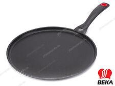 Schwarz 30 cm Beka Energy Pfannkuchenpfanne antihaft 30cm Aluminium