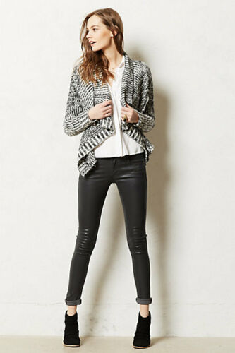 NEW Anthropologie Southport Cardigan By Yellow Bird $118 L XL Super soft /&comfy