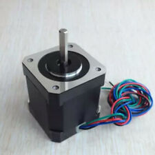 17a Two Phase 4 Wire 17step 42mm High Torque Hybrid Stepper Motor For Cnc 17