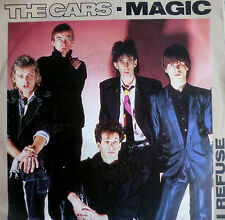 "7"" 1984 GERMAN PRESS RARE !! THE CARS : Magic /MINT-?"