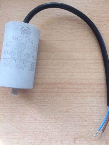 Eseguire a Motore Condensatore 18uf 450 V Made by Ducati £ 9.80 Z1446