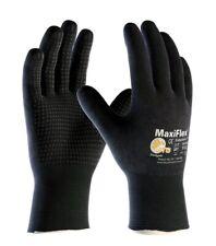 New Pip Maxiflex 34 8745 Work Gloves Size 8 Medium 6pairs Free Shipping