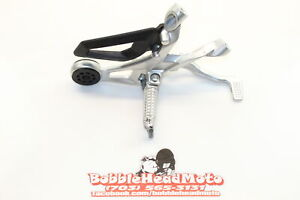 19-21-Bmw-S1000rr-M-Oem-Right-Rearset-Rear-Set-Driver-Foot-Peg-Rest-Stop-G5