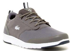 3687a0cdcb283 La foto se está cargando Nuevo-EN-CAJA-Lacoste-2-0-Zapatillas-Zapatos-