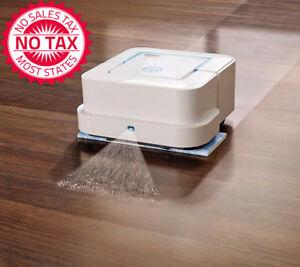 Roomba-Like-Robot-Mop-And-Sweeps-Hard-Floors-Including-Hardwood-Tile-Stone