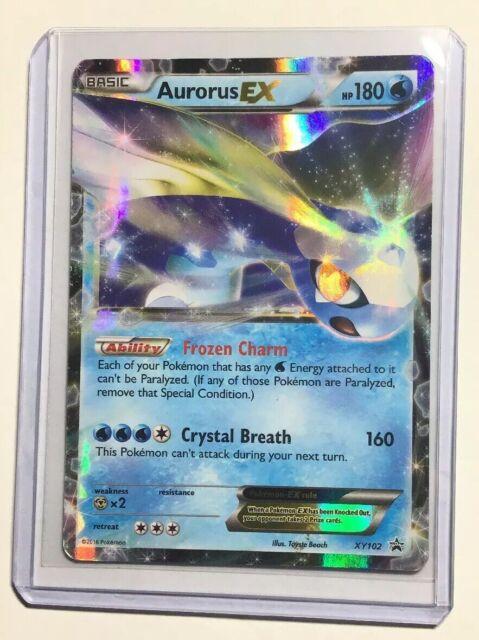 Absol EX XY62 Holo Foil Pokemon Promo Card