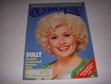 COUNTRY MUSIC Magazine, November, 1980, DOLLY PARTON Cover, JEANNIE KENDALL!