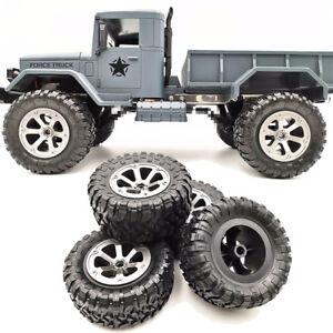 4pcs-Set-RC-Car-Off-Road-Tires-Wheels-Rims-FY-Tyre-For-WPL-B36-B14-B24-Parts