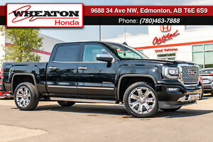 2018 GMC Sierra 1500 Denali w/ Box Liner, Cold air intake, heated and ventilated seats.