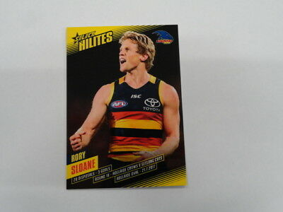 Australian Football Cards Sports Trading Cards Cooperative 2017 Afl Select Hilites Card Sh18 Rory Sloane Adelaide 164/310