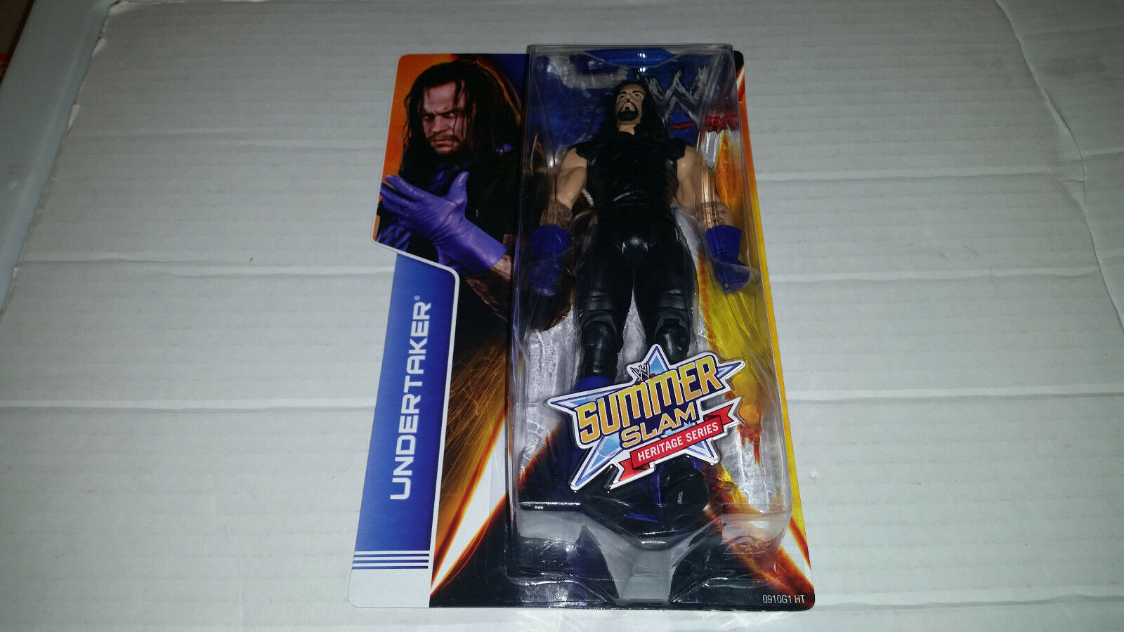 WWE Summer Slam Heritage Heritage Heritage Series Action Figure Asst. CGH76 NEW SEALED ALL 6 a9a862