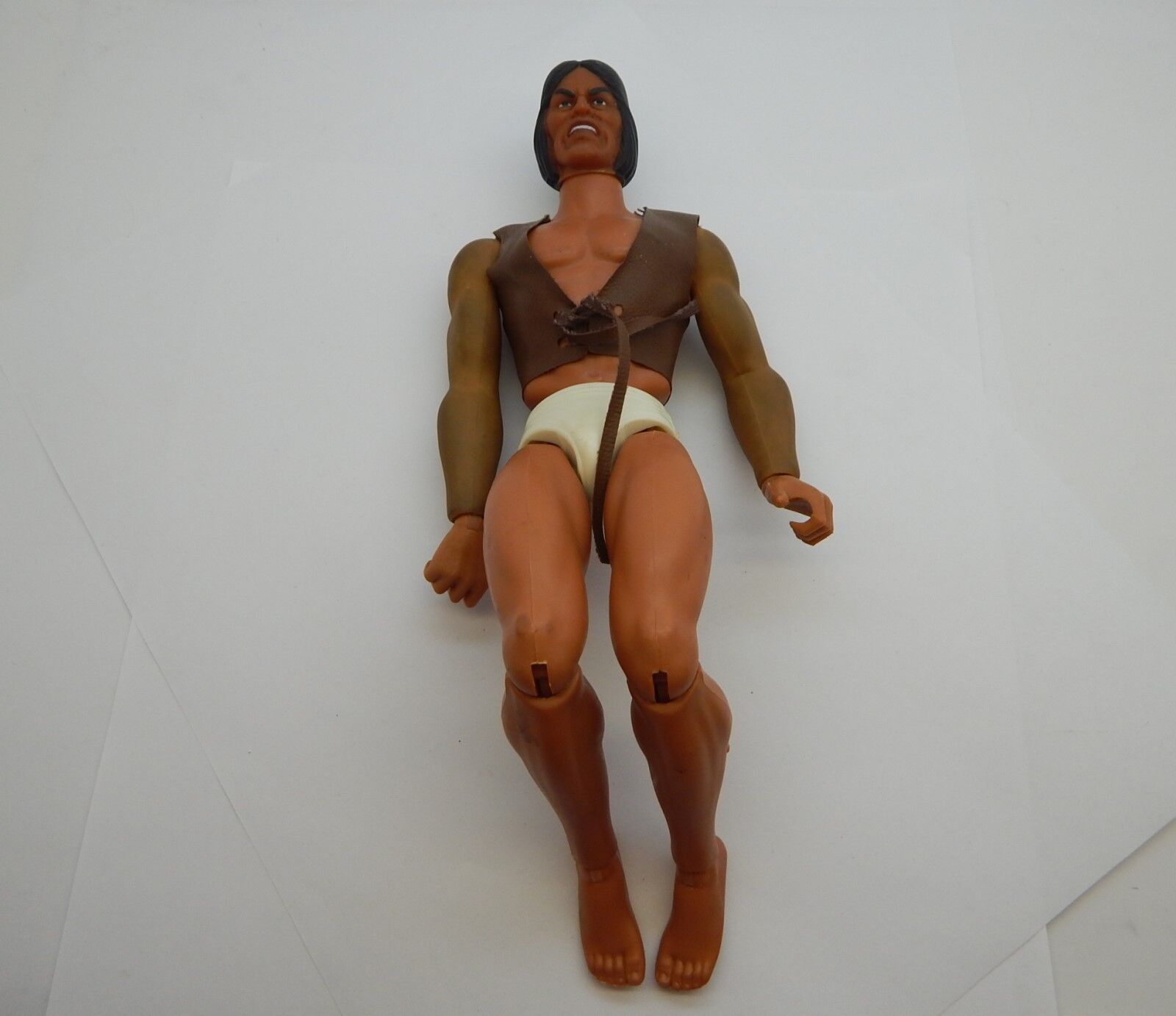 Mattel Molds Prototype Test Shot Engineer Test Big Jim Body Indian R18160