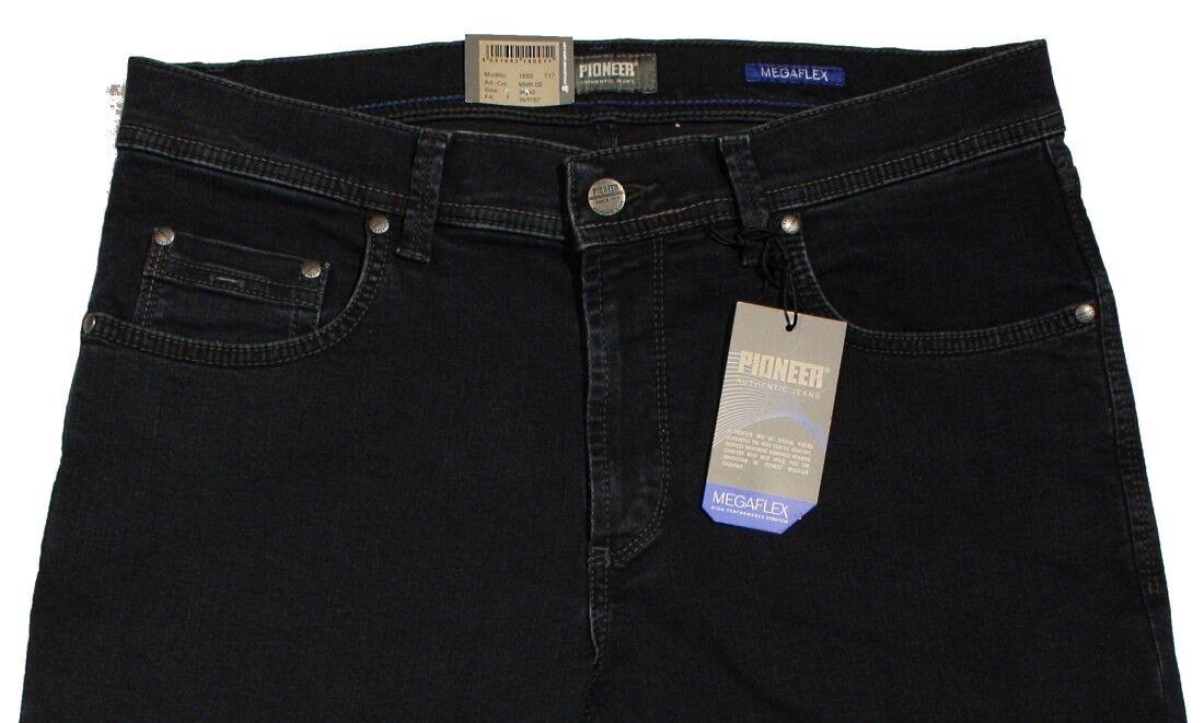 PIONEER PIONEER PIONEER Jeans RANDO MegaFLEX 1680 9886-02 blauschwarz W46 bis W50 Stretch 6df63a