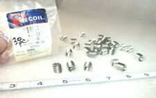 30 Pack 516 18 Stainless Thread Repair Locking Inserts Lot Of 30 Pcs