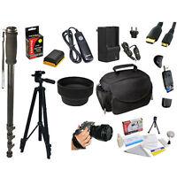 Fundamentals Accessory Kit For Canon Eos Rebel T3