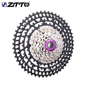 ZTTO MTB Bike 10 Speed 11-50T UltraLight Cassette 10s Freewheel Bicycle Sprocket