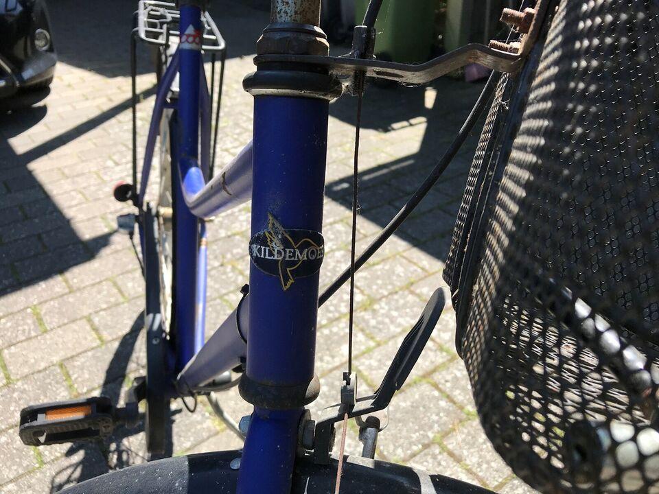 Damecykel, Kildemoes, 3 gear
