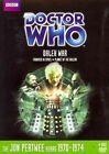 Doctor Who Dalek War Planet of The Daleks 4 Discs 2010 Region 1 DVD