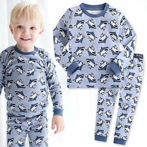 b1779dda Details about Vaenait Baby Infant Toddler Kids Boys Clothes Pajama Set