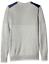 IZOD Mens Cozy Sweater Pick Grey or Navy XL-Tall 2X-Tall or 3X-Tall  NWT