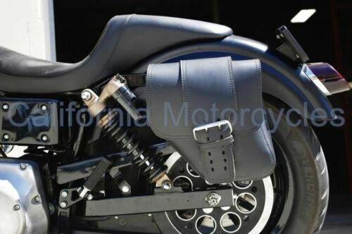 "Alforja /""Solo/"" Para Harley-Davidson® Dyna® Straight Back Solo Side Bag LaRosa"