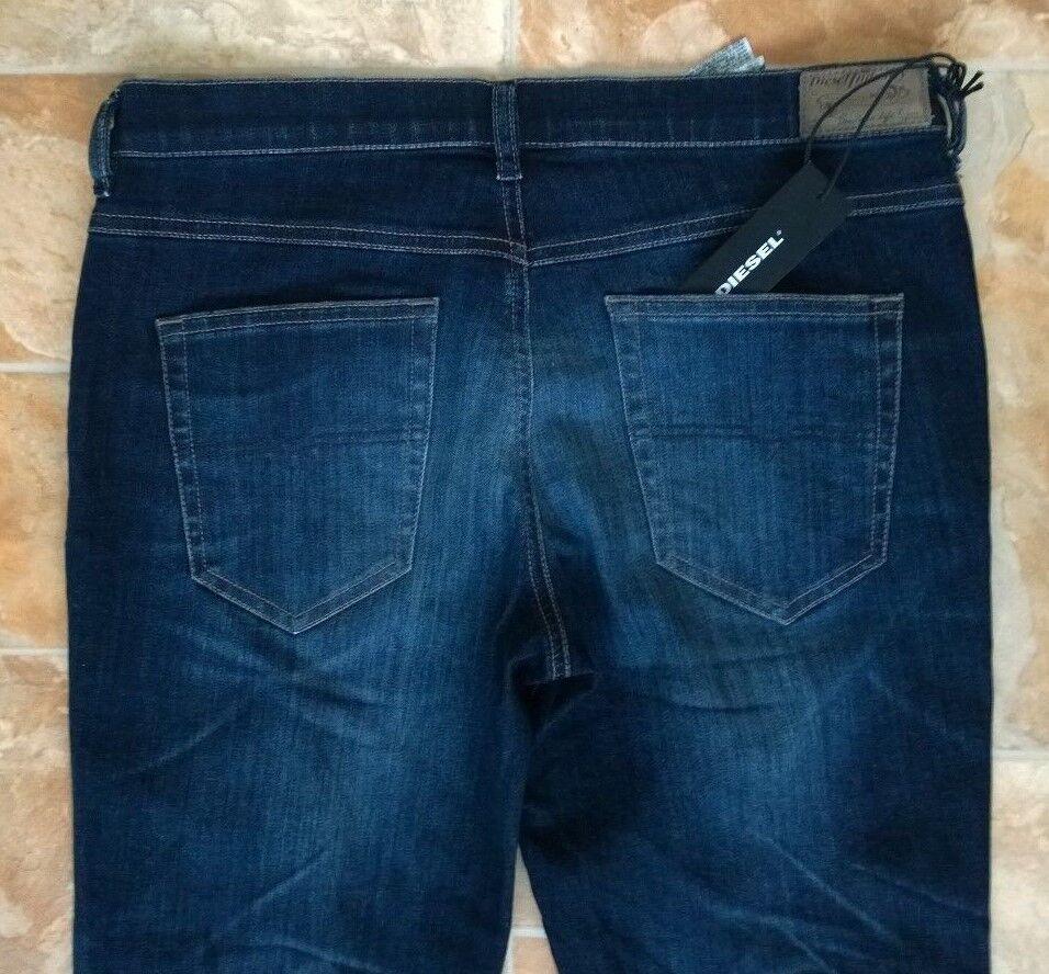 DIESELJeans, 0854T, belthy-alla Caviglia Stretch Regular Regular Regular Slim Dritto, Vita Bassa W29 L28 7dbad3