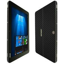 Skinomi Black Carbon Skin+Clear Screen Protector For Asus Transformer Mini 10.1