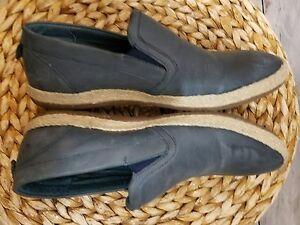 Leer Blauw Schoenen Maat instapper Espadrille Waker Sneaker 10 Heren Joe's Jeans OuXTiZPk