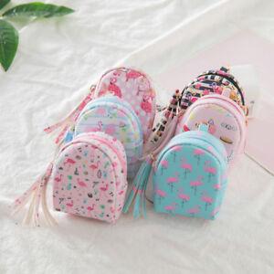 Cute-Women-Girl-Coin-Purse-Mini-Flamingo-PU-Zipper-Wallet-Key-Holder-Pouch-kid-T