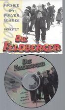 CD--DIE FELDBERGER -1997- - SINGLE -- JUCHEE IM PULVERSCHNEE