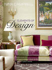 Nina Campbell Elements of Design: Elegant Wisdom That Works for Every Room in Your Home by Nina Campbell (Paperback, 2013)