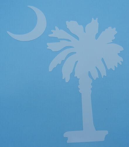 Palmetto South Carolina Oracal Vinyl Decal Sticker
