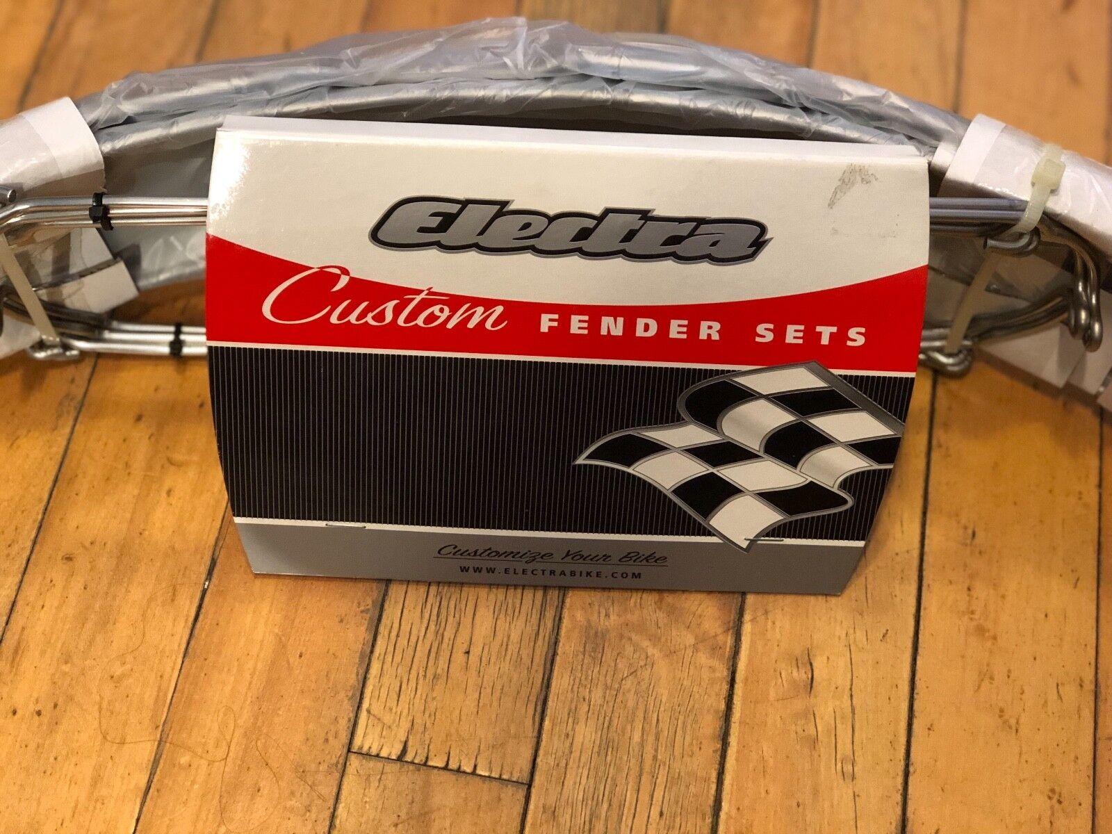 """ELECTRA Essential Alloy Fender Set 26""""  Herren"""