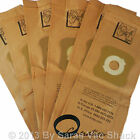 6 Genuine Kirby Vacuum Cleaner Bags Belt G3 G4 G5 G6 G7 Sentria Bag Diamond